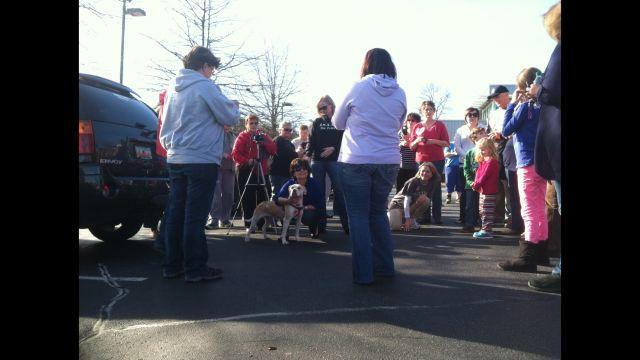 Andra Grace visits Greenville (Fox Carolina)