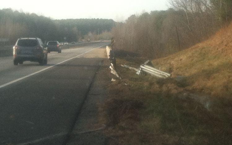 I-26 at Lake Bowen (Fox Carolina)