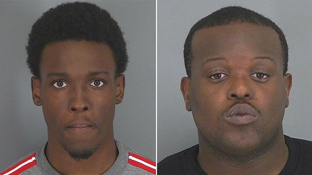 Tevin (L) and Elvin Humphries (Source: Spartanburg Co. Sheriff's Office)