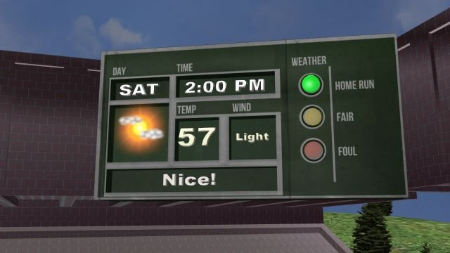 Great weather for Reedy River Rivalry