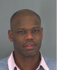 Reginald Butler (Courtesy: Spartanburg County Sheriff's Office)