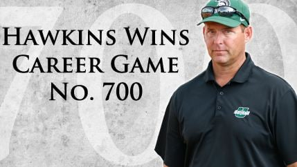 Chris Hawkins (Courtesy: USC Upstate)