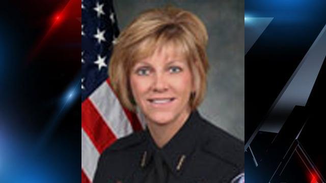 Chief Terri Wilfong (Source: Greenville PD website)