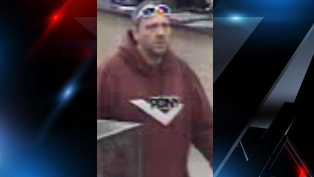 Police say this man stole the cameras. (Source: Greenville Police Dept.)