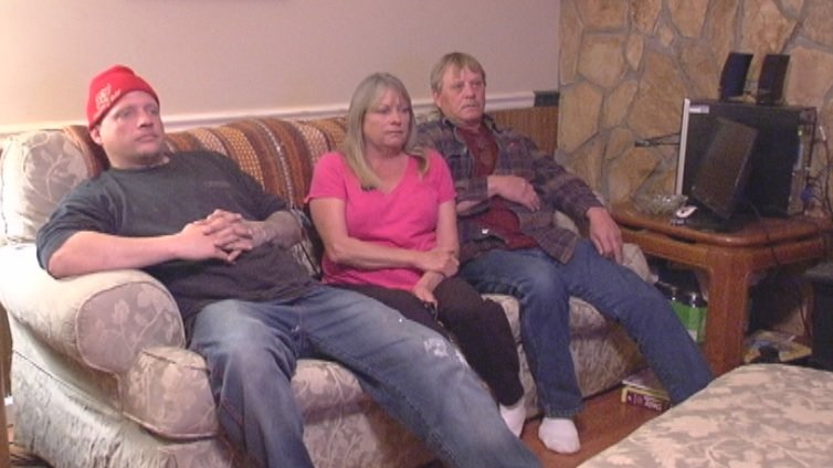 The family of Jared Williams believes he is innocent of murder. (March 6, 2014/FOX Carolina)