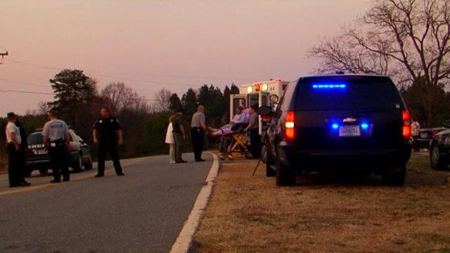The missing man is found in Anderson. (March 9, 2014/FOX Carolina)