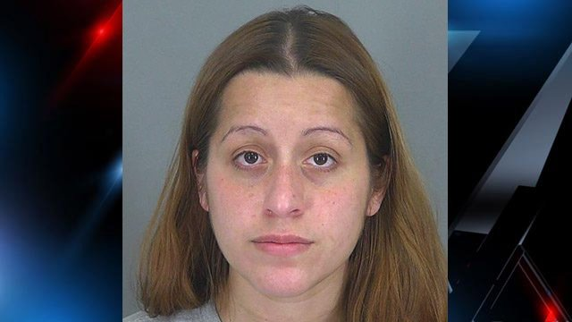 Theresa Stith (Source: Spartanburg Co. Detention Center)