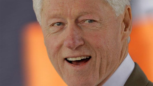 President Bill Clinton in 2012. (File/Associated Press)