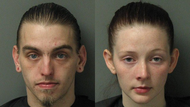 Bradley Owens and Amber Swafford (Source: Oconee County Sheriff's Office)