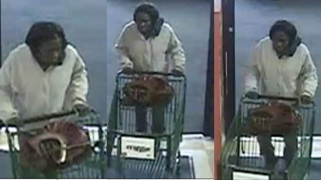 Police are seeking this woman in connection with the incident at Bi-Lo. (Source: Greenville PD)