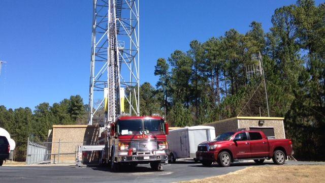 Doppler rescue training (Fox Carolina)