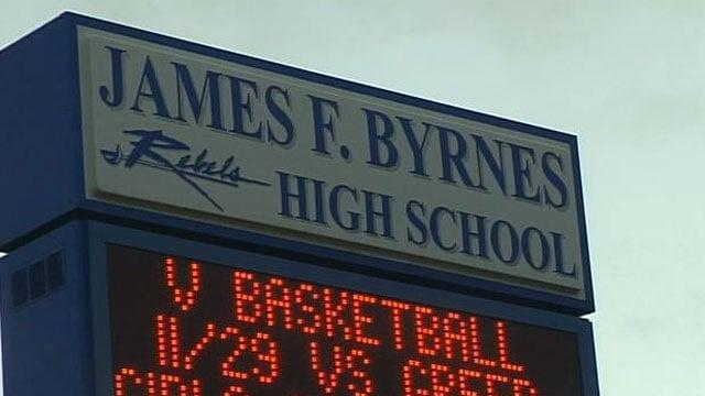 Byrnes High School is located in Duncan, SC. (File/FOX Carolina)