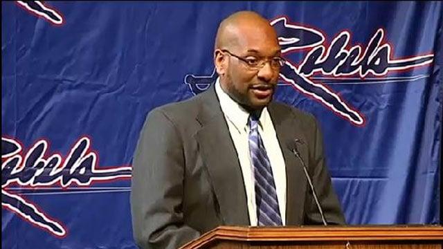 Brian Lane named head coach of Byrnes High football. (March 17, 2014/FOX Carolina)