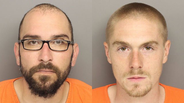 Audith Newman and Benjamin Williams (Source: Greenville Co. Sheriff's Office)