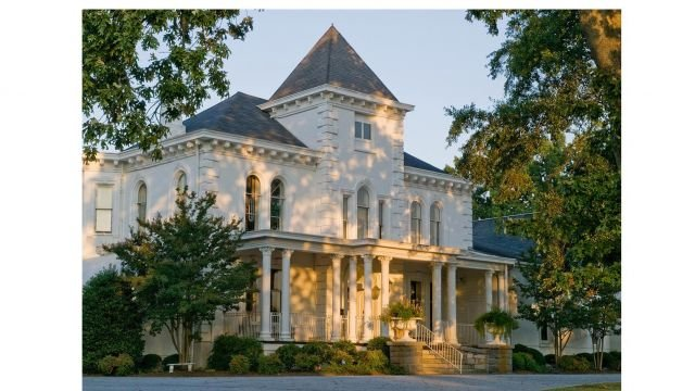 The Wilkins House (Courtesy: The Palmetto Trust for Historic Preservation)