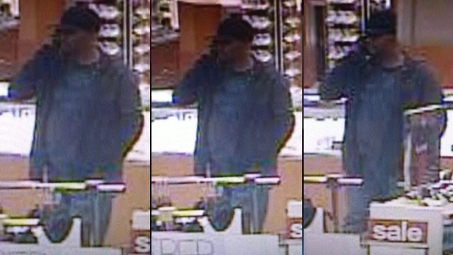 Greenville police say this man stole two watches. (Source: Greenville Police Dept.)