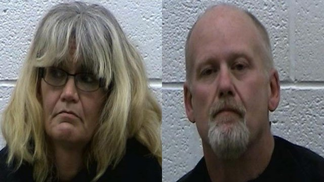 Debra Duvall and Robert Blanton (Source: Rutherford Co. Sheriff's Office)