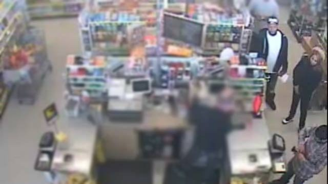 Gaffney police are warning store owners about three people suspected of using stolen credits card numbers on Wednesday. (Source: Gaffney PD)