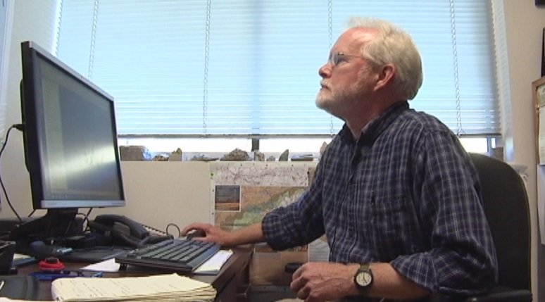 Rick Wooten, senior geologist, discusses landslide probability in WNC (FOX Carolina)