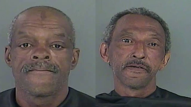 Bobby Austin and Tony Fair (Source: Anderson Co. Sheriff's Office)