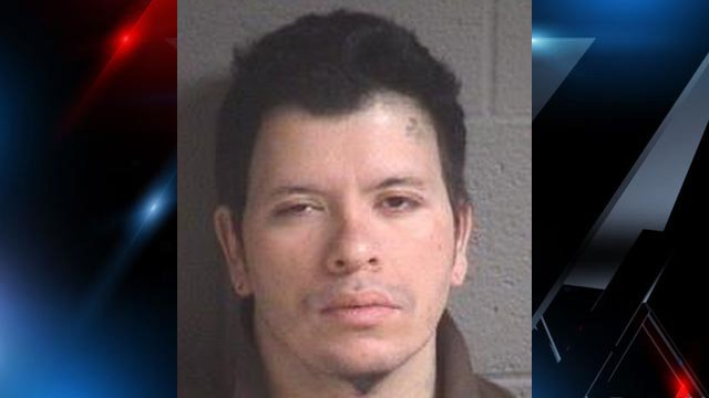 Sneyder Espinoza (Source: Asheville PD)