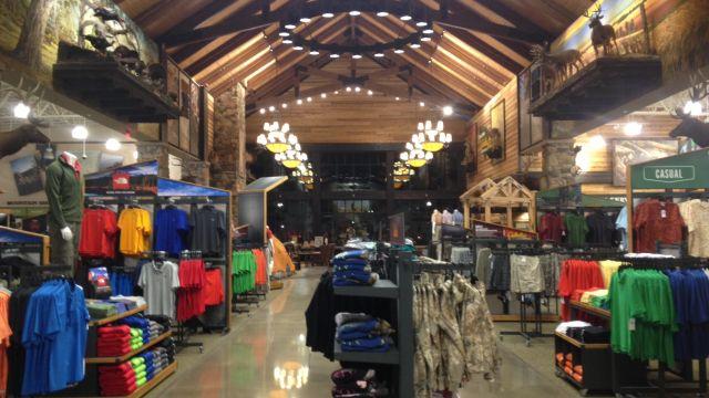 Cabela's on Woodruff Road to open Thursday. (Fox Carolina)