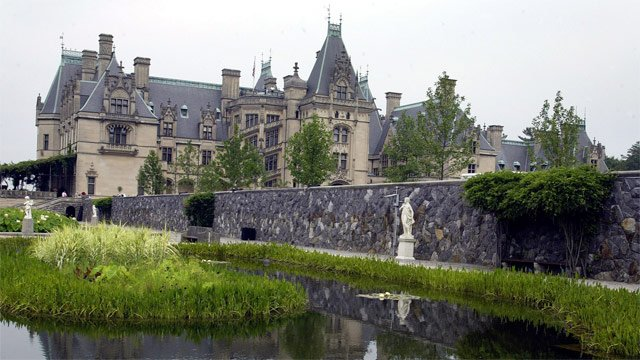 The Biltmore Estate in Asheville. (File/Associated Press)