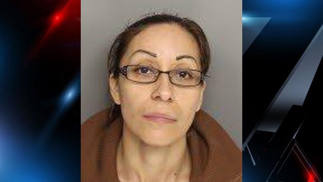 Gladis Trujillo (Source: Greenville Co. Detention Center website)