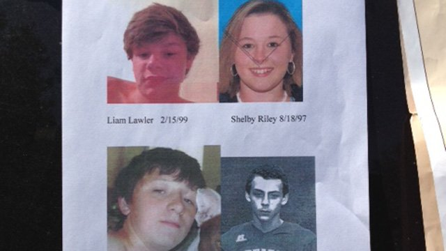 Deputies issued this wanted poster for the four teens. (Source: Newberry Co. Sheriff's Office)