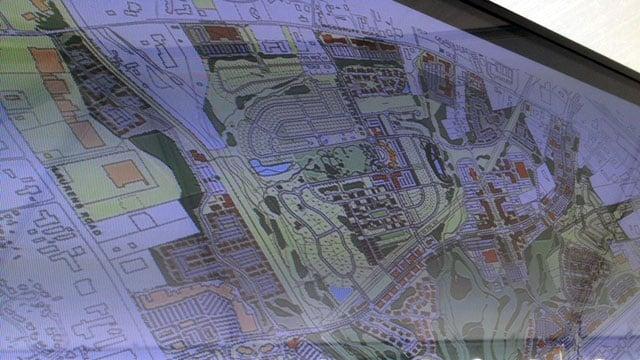 A look at the Verdae-Laurens plans. (April 8, 2014/FOX Carolina)