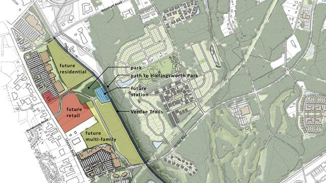 A look at the Verdae-Laurens plans. (Source: Verdae Development)