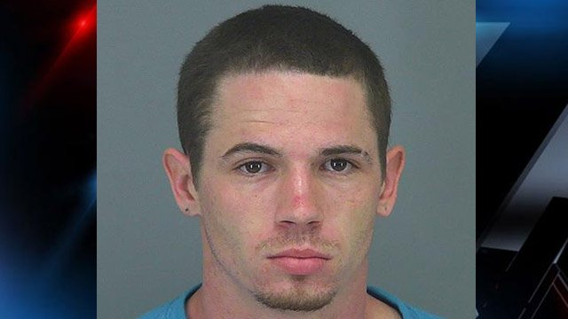 Collier Simmons (Source: Spartanburg Co. Detention Center)