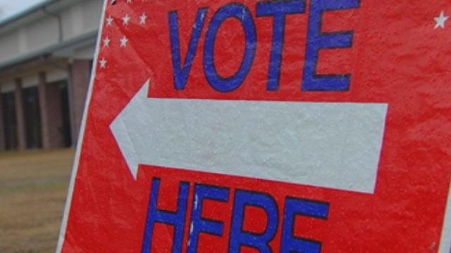 A local polling place. (File/FOX Carolina)