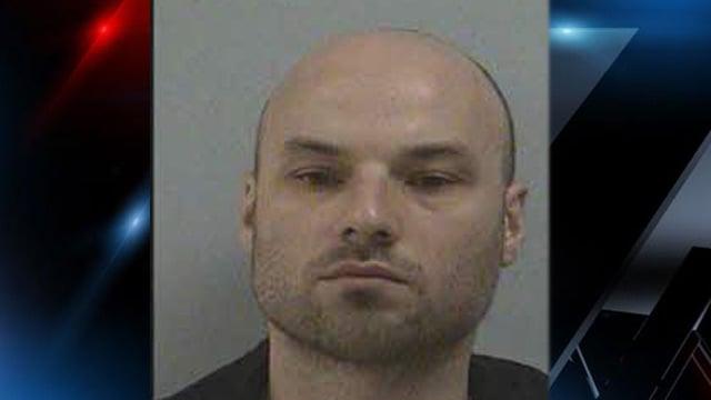 Jonathan Pagliarulo (Source: McDowell Co. Sheriff's Office)