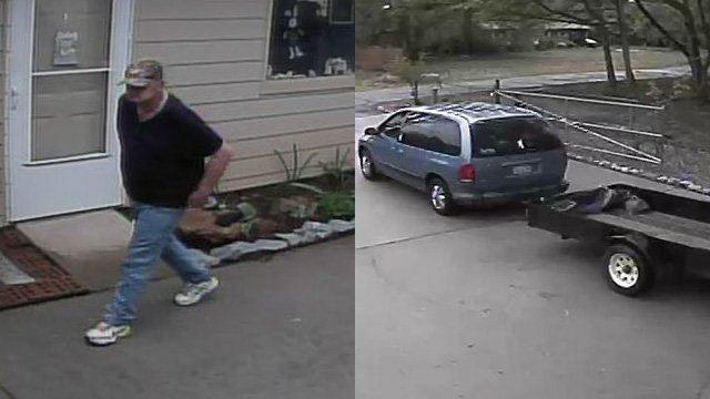 Deputies are trying to identify this man. (Source: Anderson Co. Sheriff's Office)
