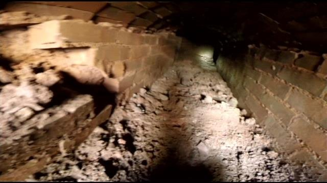 A look inside the historic tunnel. (April 16, 2014/FOX Carolina)