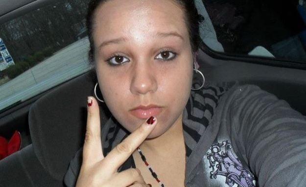 Alexandra Anita Santos was fatally shot on Thursday. (Source: Family)