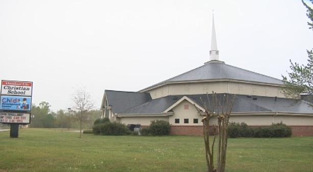 Abundant Life Church has security team in place during services (FOX Carolina)