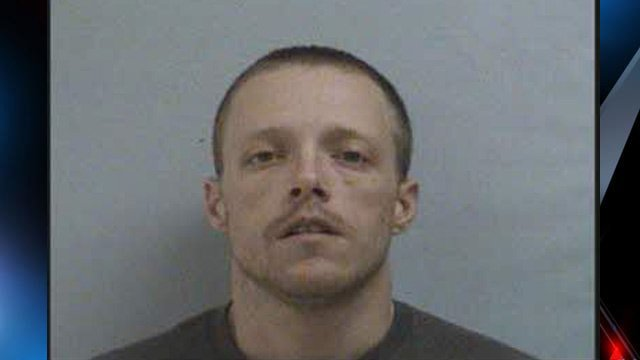 Jerry Parks Jr. (Source: McDowell Co. Sheriff's Office)