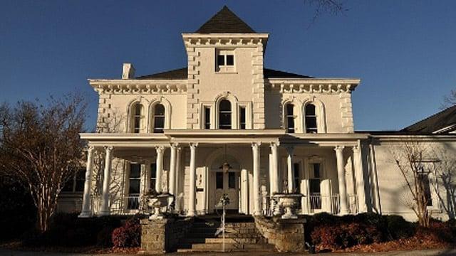 The Wilkins House on Augusta Street. (Source: Palmetto Trust)