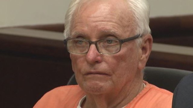 Kenneth 'Tony' Campbell in court Tuesday. (April 29, 2014/FOX Carolina)