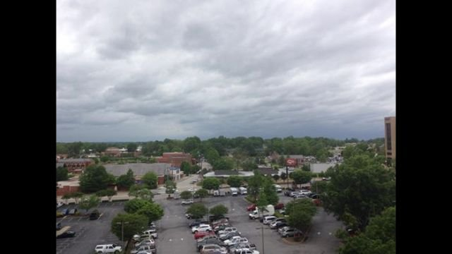 From Hannah in Downtown Greenville