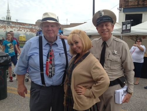 Mayberry Comes to Westminster Festival (FOX Carolina)