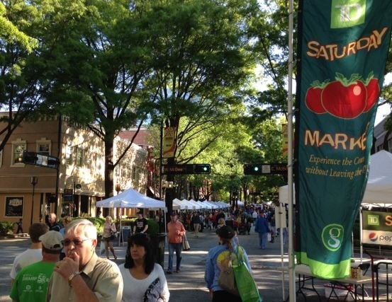 TD Saturday Market (FOX Carolina)