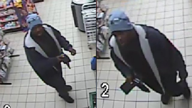 Deputies say this man robbed the Piedmont Highway store. (Source: Greenville Co. Sheriff's Office)
