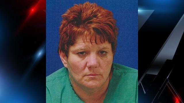 Lisa Ann Mott (Source: Cherokee Co. Sheriff's Office)