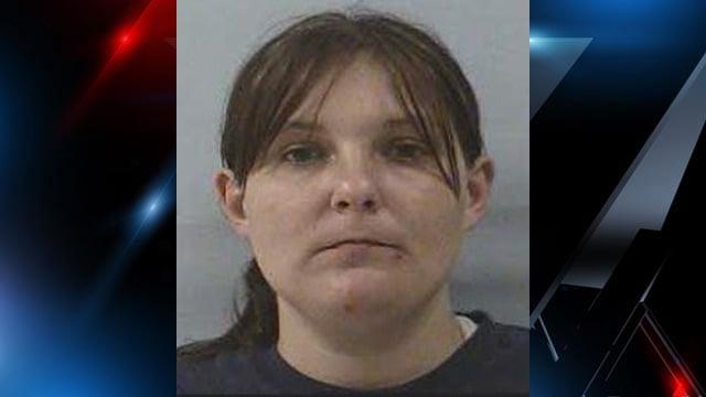 Rebecca McGinnis (Source: McDowell Co. Sheriff's Office)