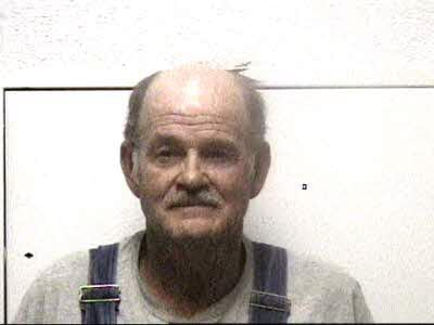 Lewin Burrell (Courtesy: Haywood Co. Sheriff's Office)