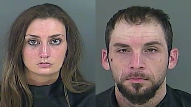 Amanda Grant and Matthew Martin (Source: Anderson Co. Sheriff's Office)