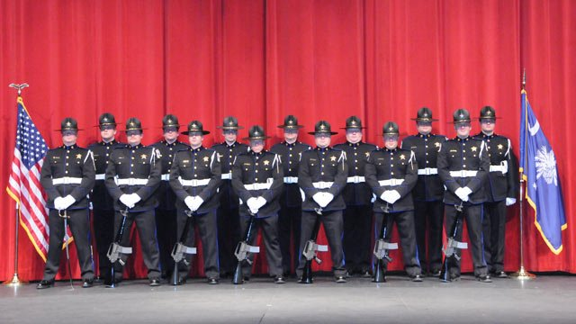ACSO Honor Guard (Source: ACSO)
